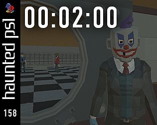 00:02:00 [Free] [Interactive Fiction] [Windows]