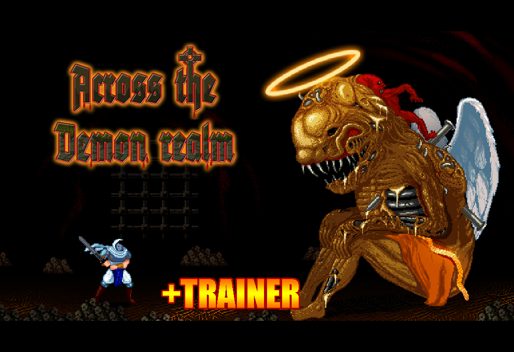 Across the demon realm (Trainer+++)