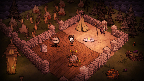Screenshot of Don´t Starve