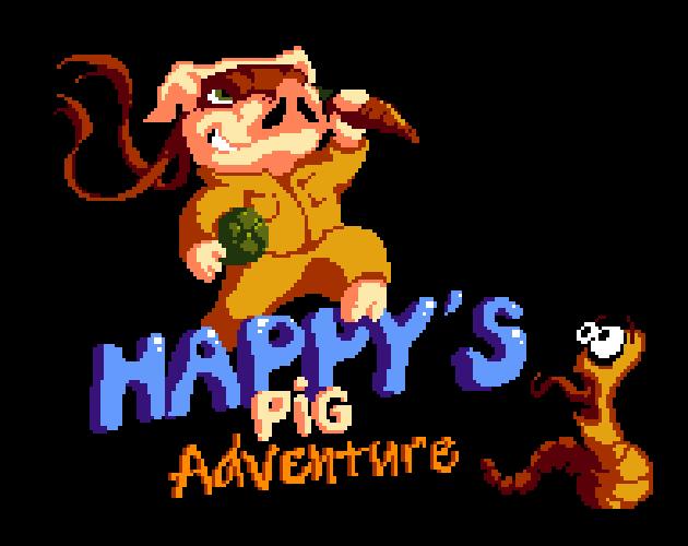 Happy's Pig Adventure