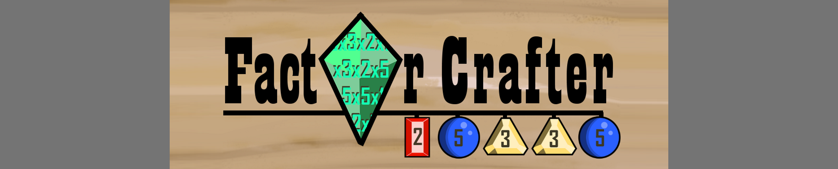 Factor Crafter