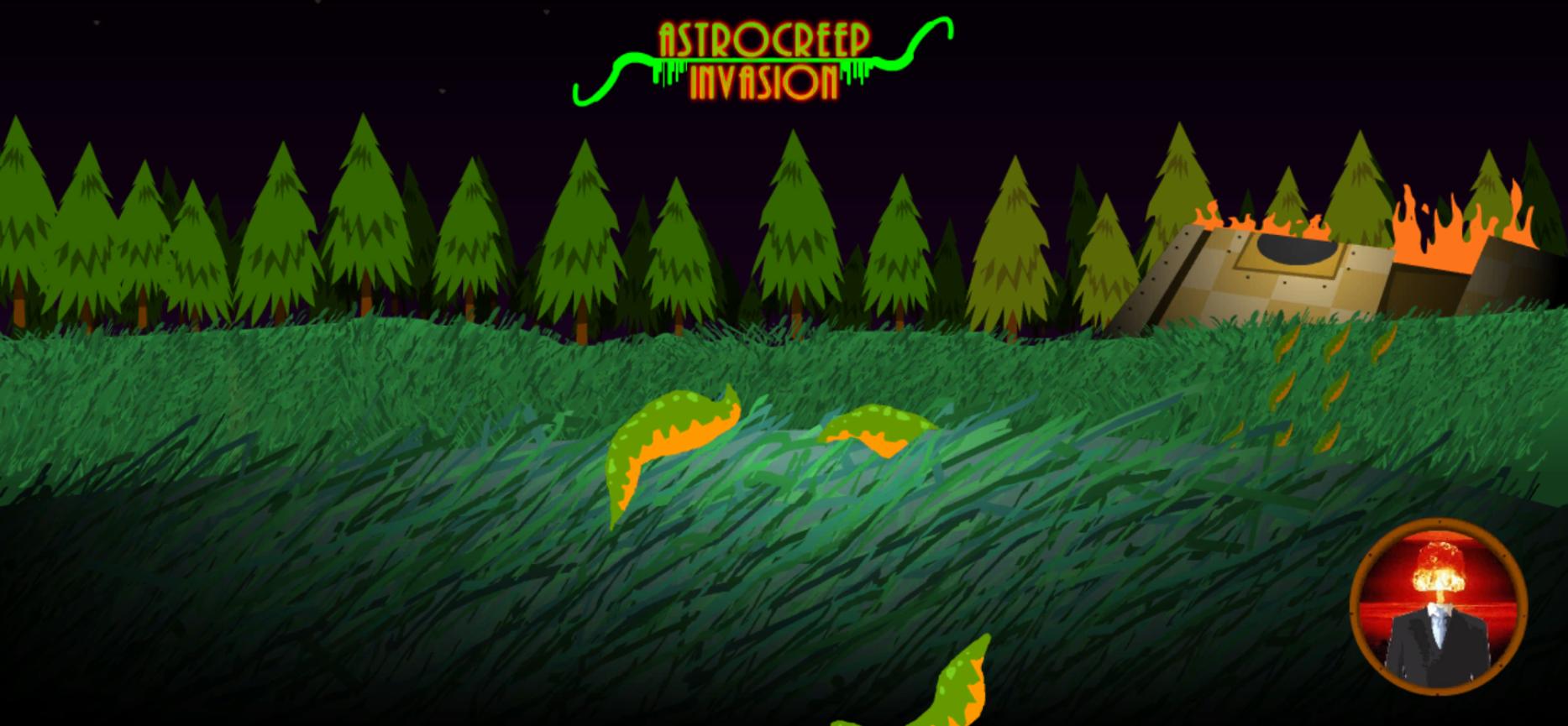 Astrocreep : Invasion!