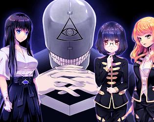 Black Heaven: a Necromantic Dating Sim [Free] [Visual Novel] [Windows] [macOS]