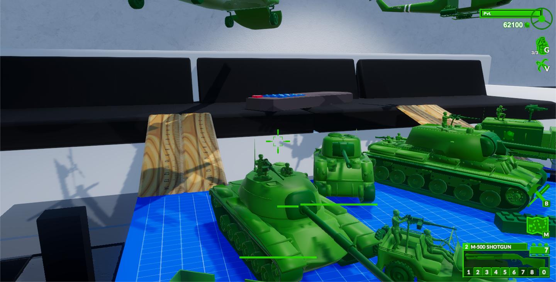 m48-Patton Tank