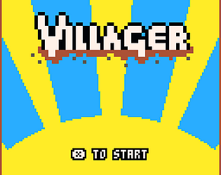 Villager [Free] [Strategy] [Windows] [macOS] [Linux] [Android]