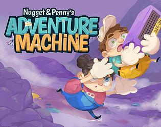 Adventure Machine [Free] [Adventure] [Windows] [macOS]