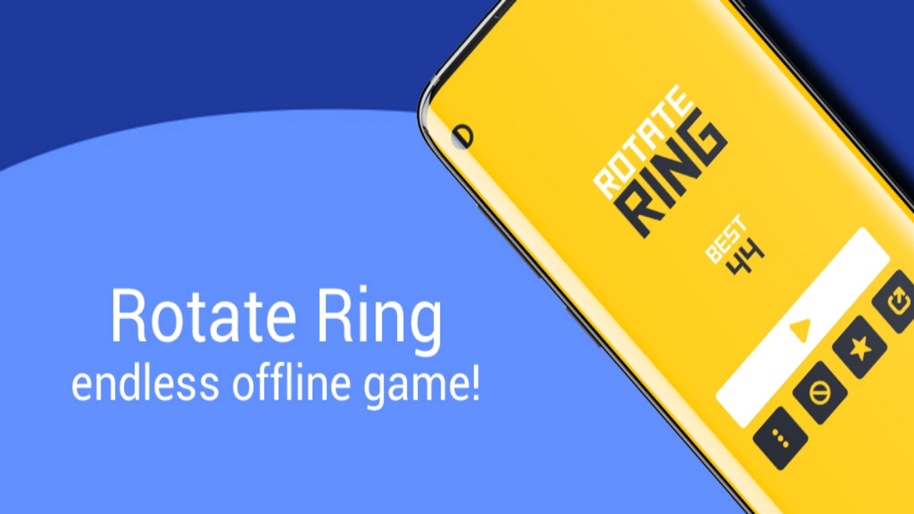 Rotate Ring - EndlessGame