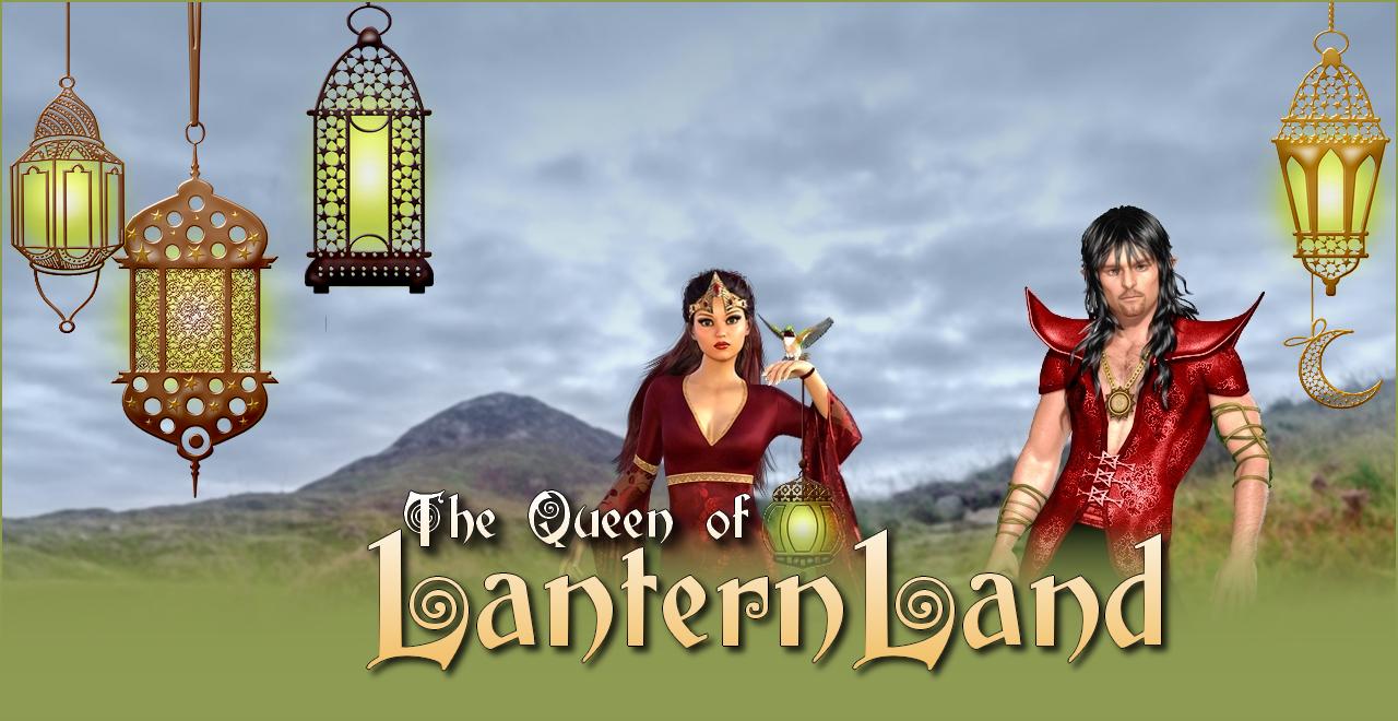 The Queen Of Lantern Land: Visual Novel