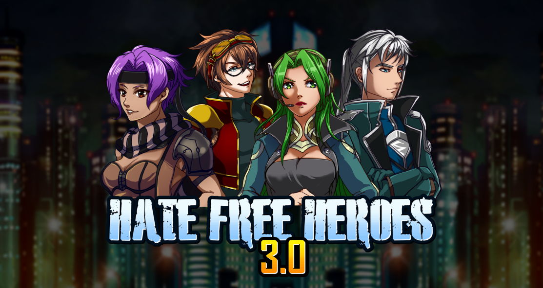 Hate Free Heroes 3.0 (PC & Mobile)