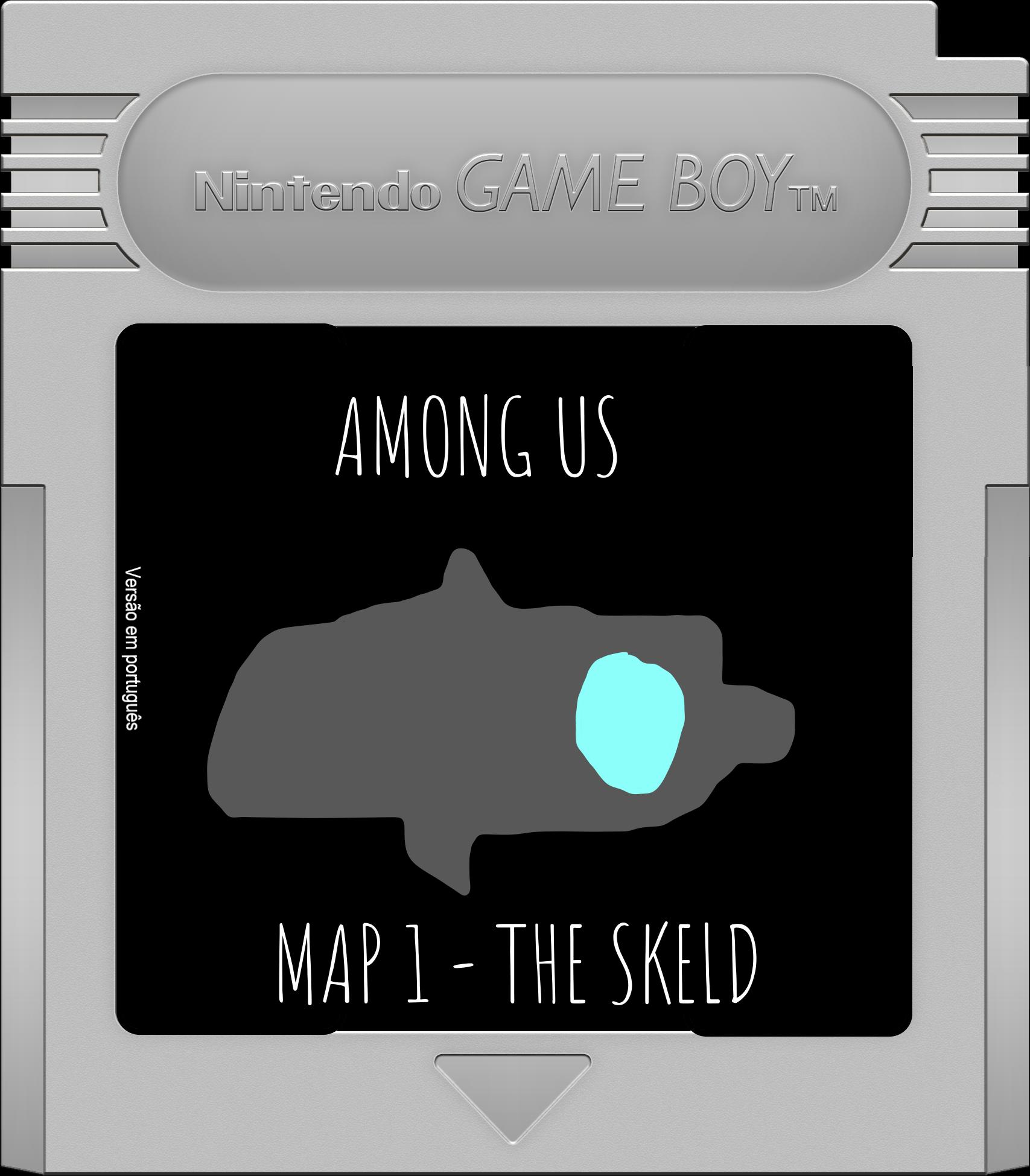 Among Us Gameboy The Skeld By Guimitomo Gui Tomotuber Jogos