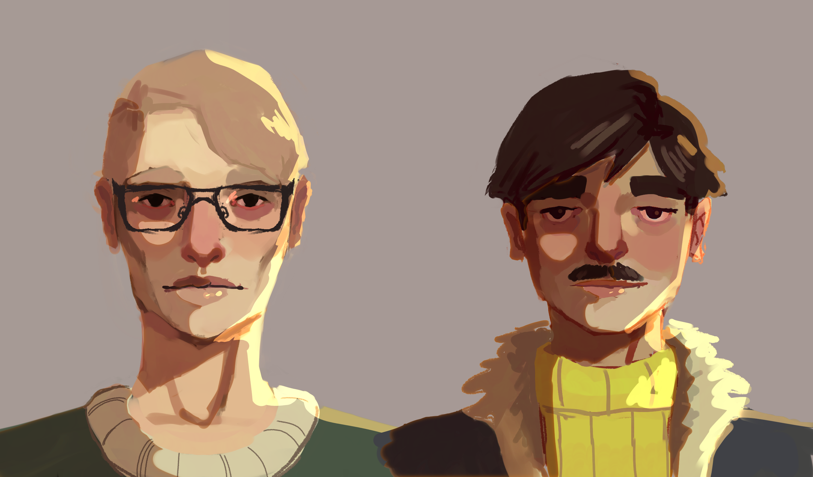 iosif and viktor