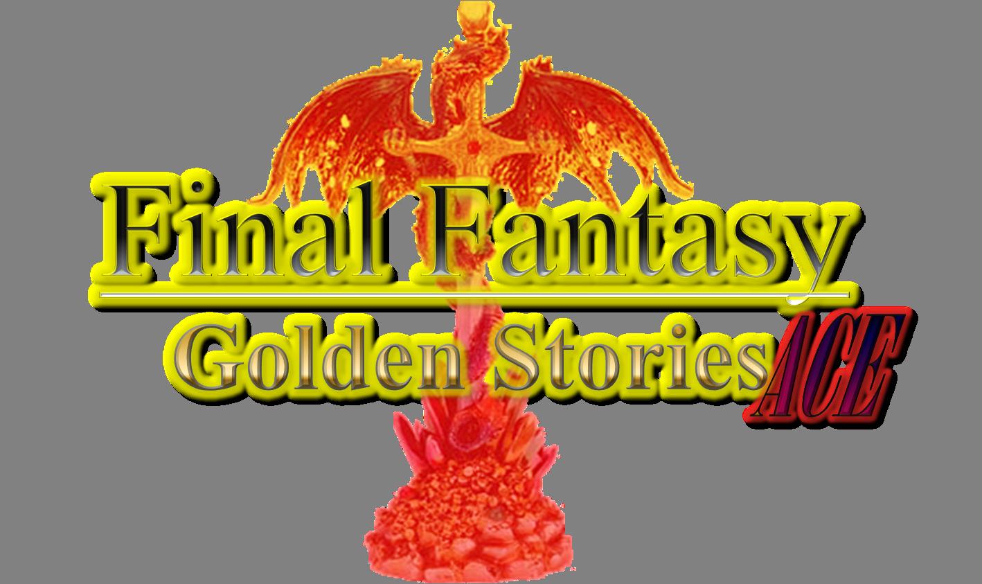Final Fantasy Golden Stories Ace
