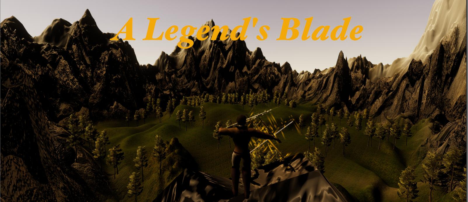 A Legend's Blade