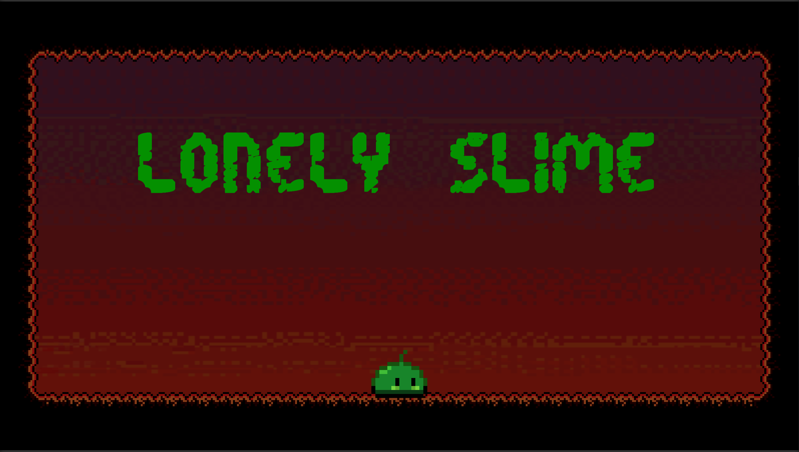 Lonely Slime