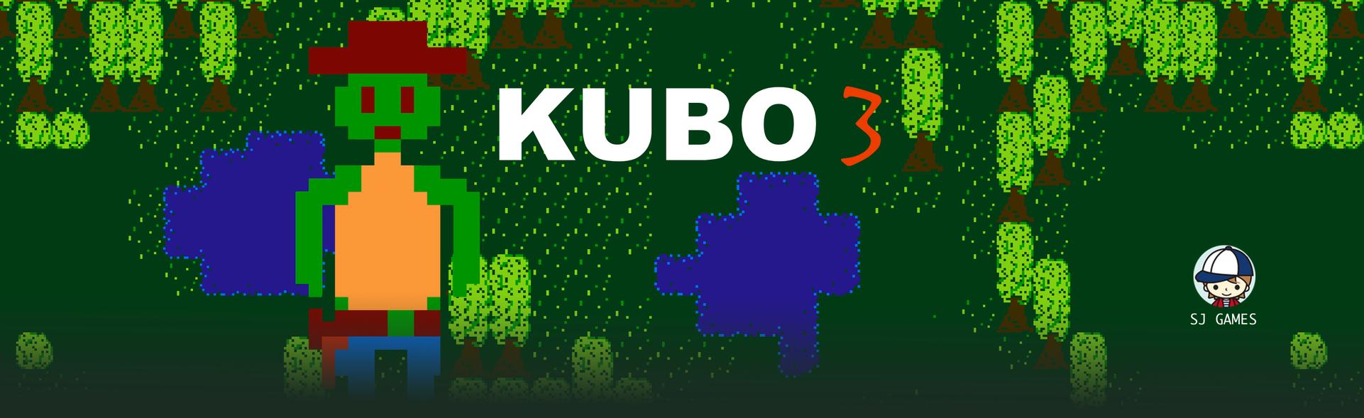 KUBO 3 (SJ Games - NES / FAMICOM)