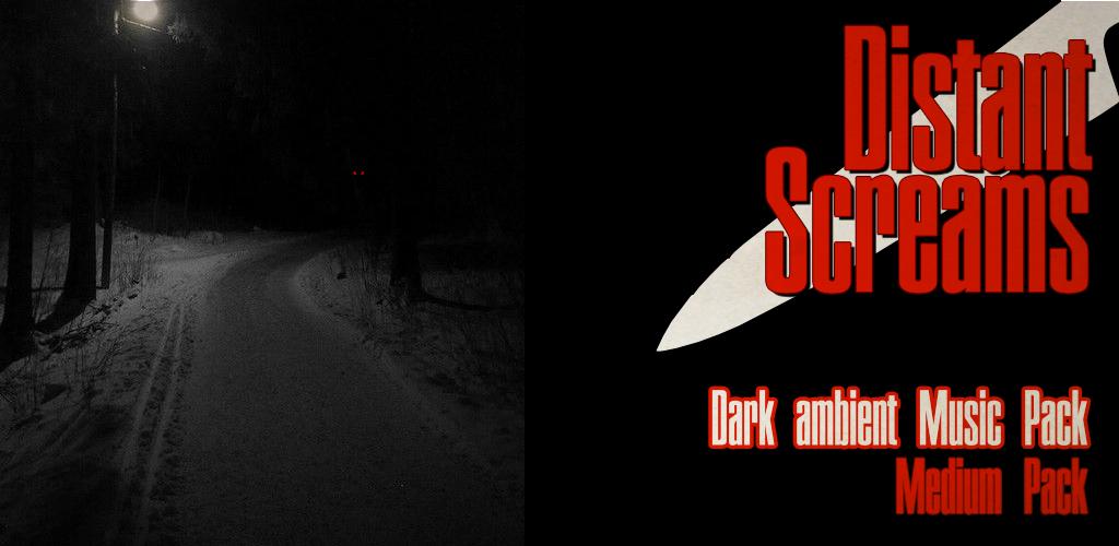 Dark Ambient Music Pack // Medium Pack