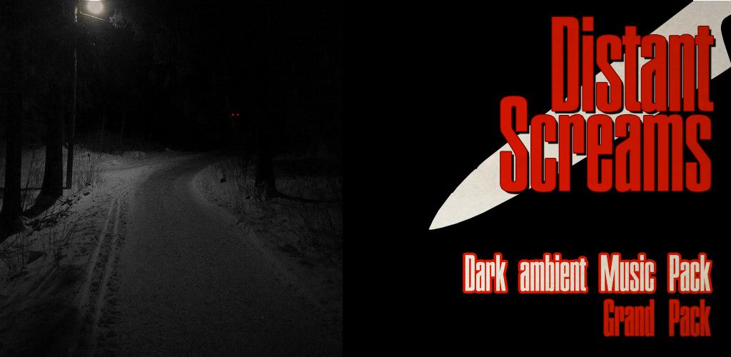 Dark Ambient Music Pack // Grand Pack