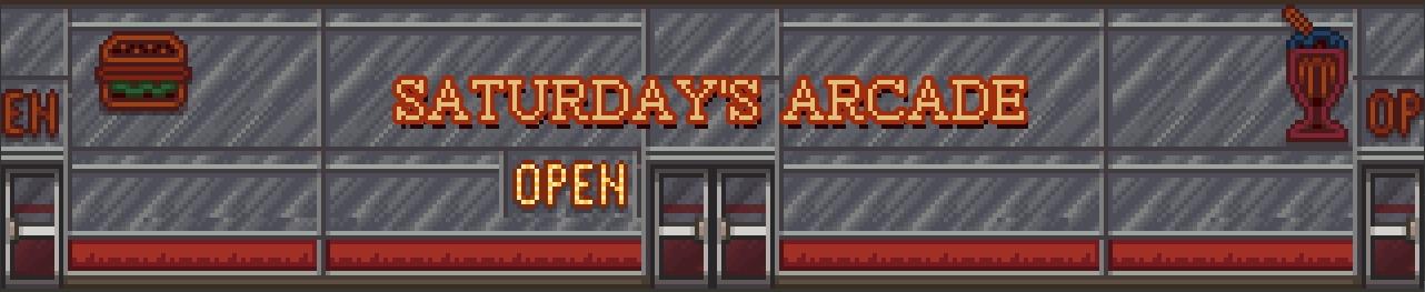 Saturday's Arcade