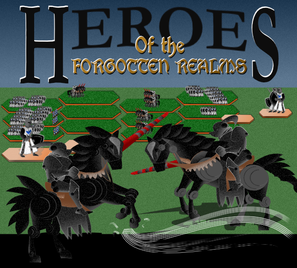 Heroes of the forgotten Realms