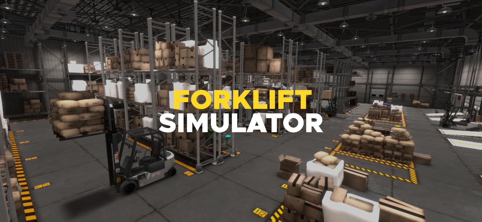 Chalkbites: Forklift Simulator