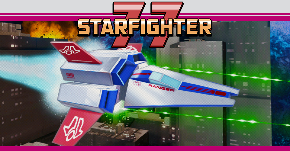 STARFIGHTER  77