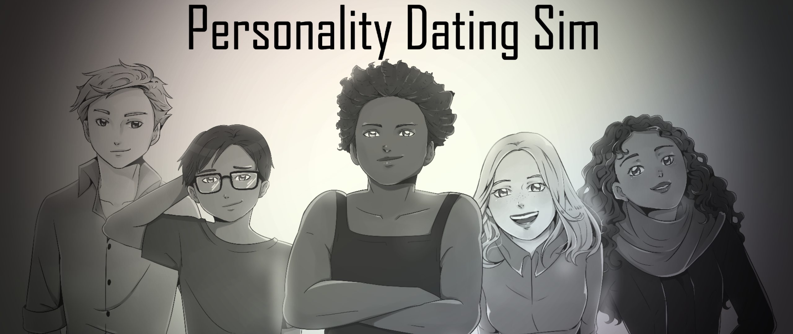 Personality Dating Sim