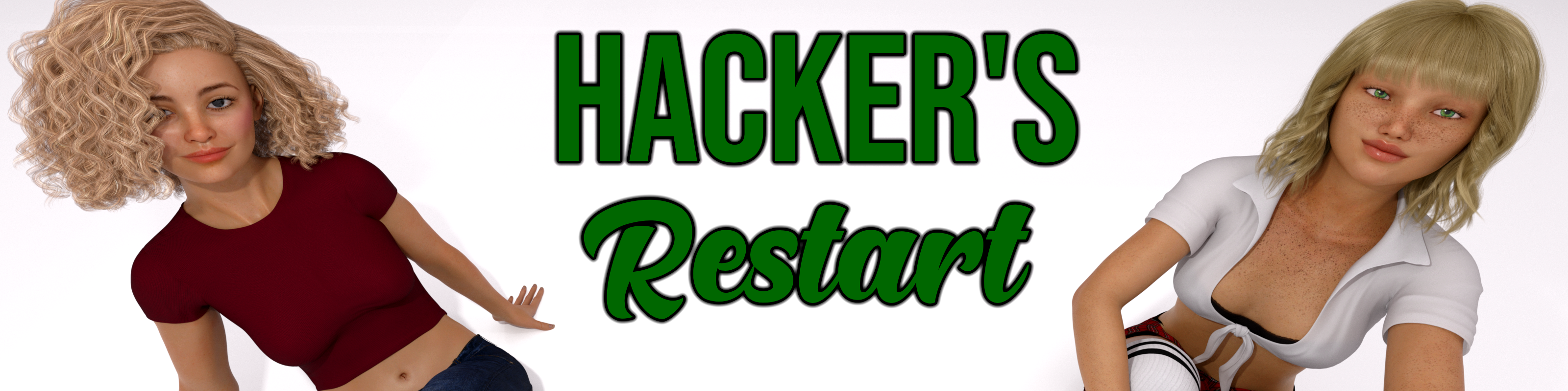 Hacker's Restart (NSFW)