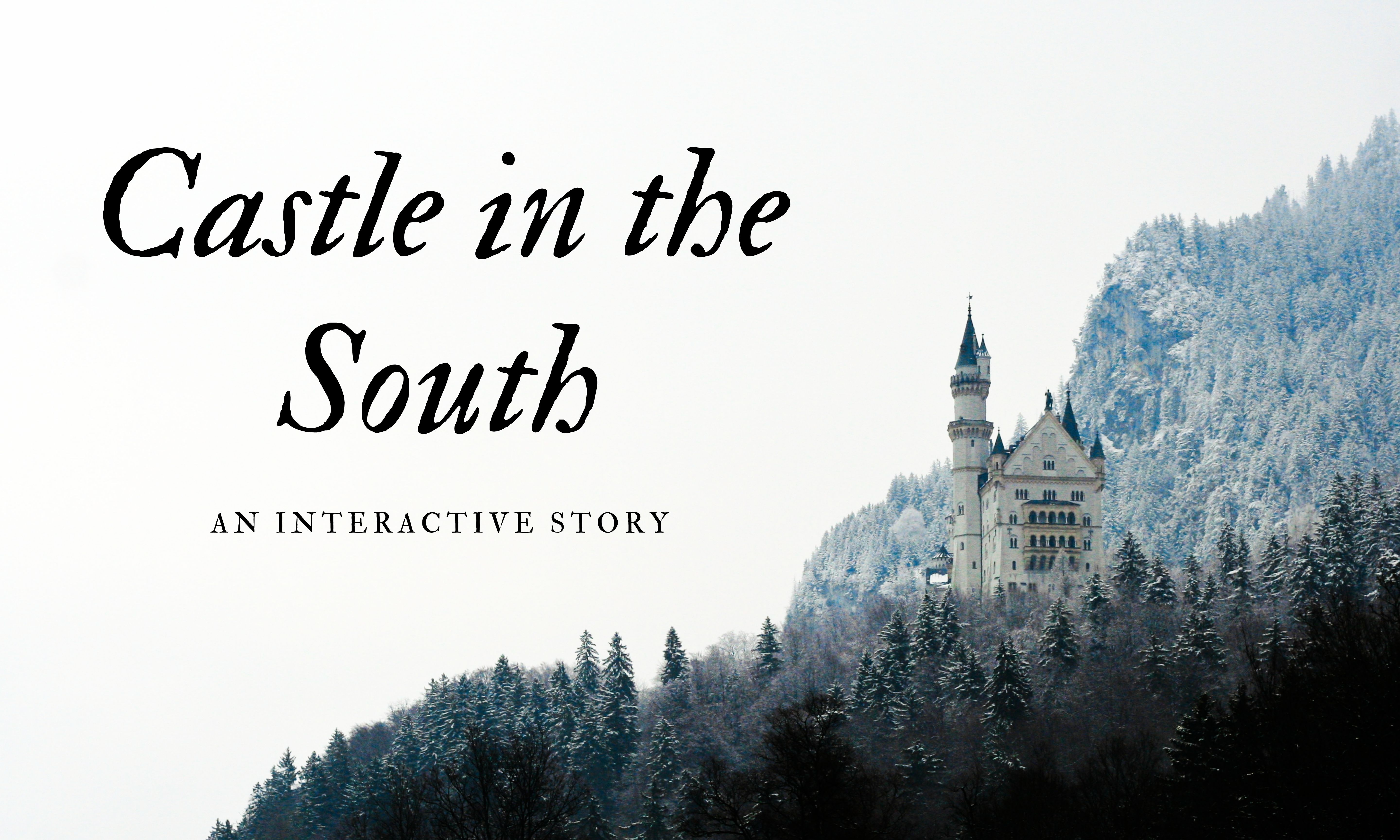 Castle in the South - An Interactive Story