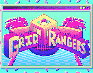 Grid Rangers [Free] [Strategy] [Windows] [macOS] [Linux]