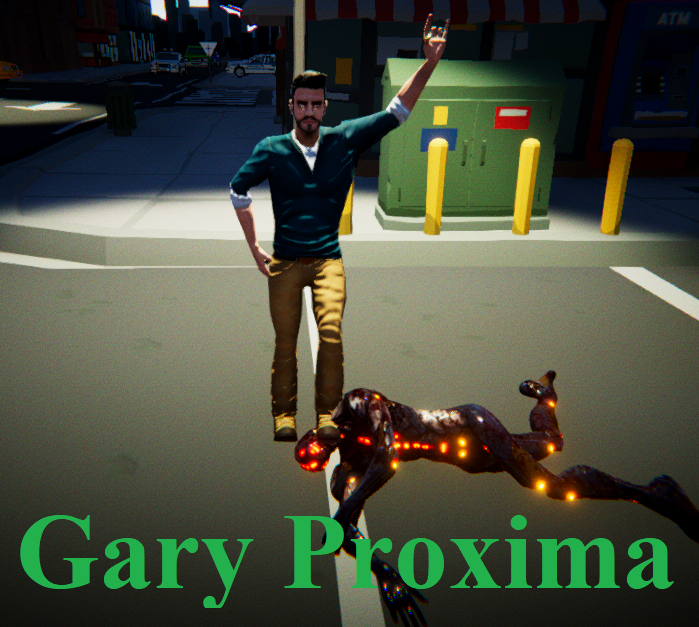 Gary Proxima
