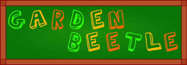 Garden Beetle