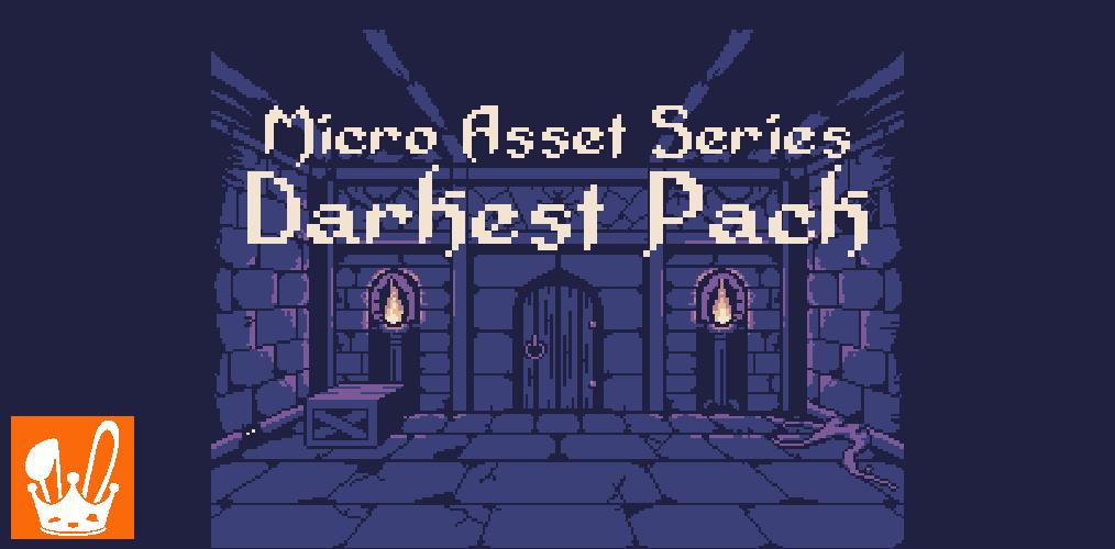 Micro Asset Series: Darkest Pack