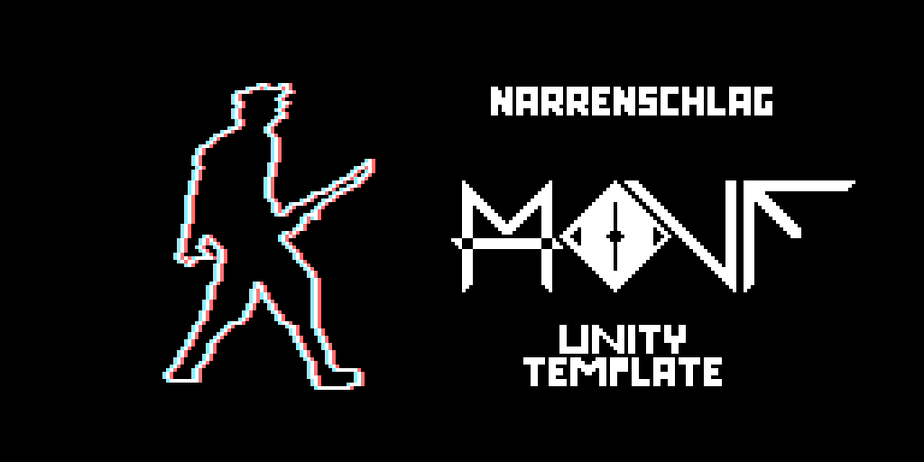 Narrenschlag's MOVE | Professional 2D Parkour Template for Unity