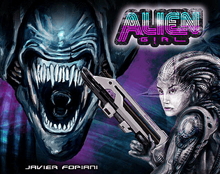 Alien Girl - ZX Spectrum [2.00€] [Action] [Windows] [macOS] [Linux] [Android]