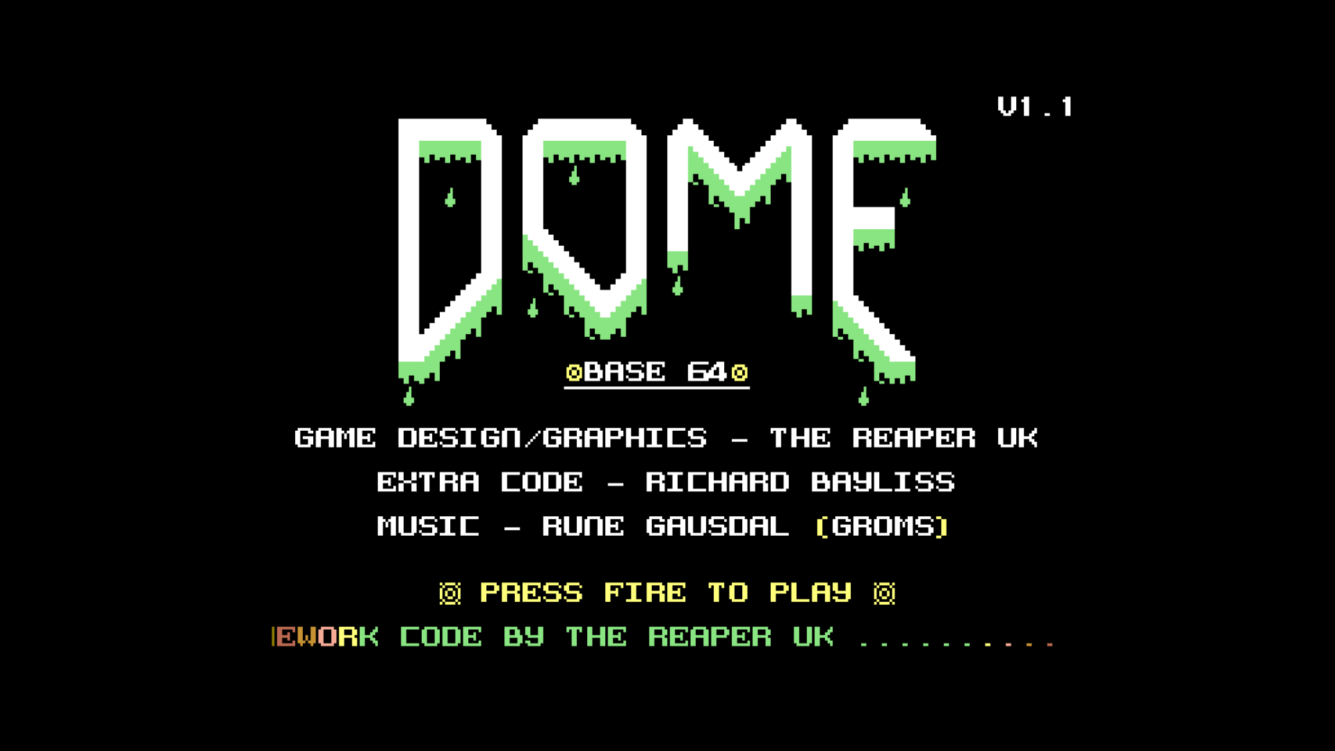 Dome Base 64 (C64)