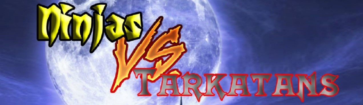 Ninjas vs Tarkatans
