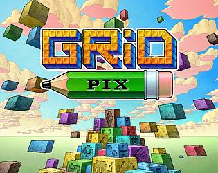 Grid Pix [$3.00] [Puzzle]