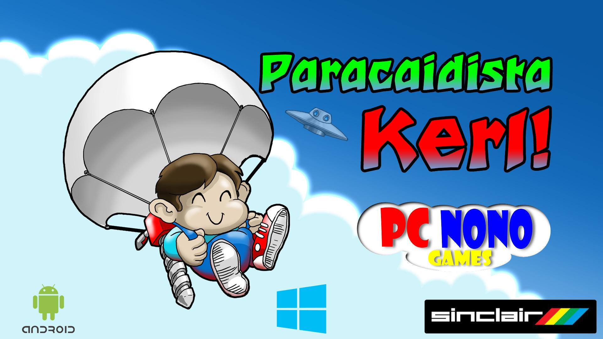 PARACAIDISTA Kerl (Android, Windows, Spectrum)