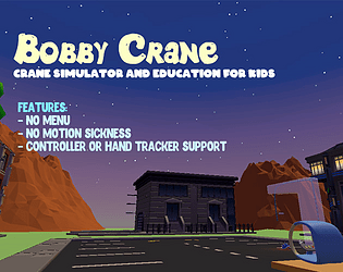 Bobby crane VR [Free] [Educational] [Android]
