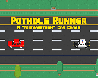 Pothole Runner [Free] [Racing] [Windows] [macOS]