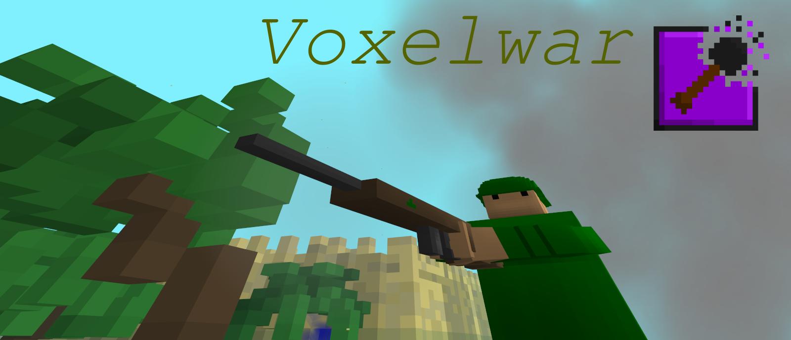 Voxelwar