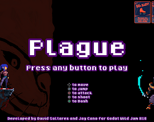 Plague [Free] [Platformer] [Windows] [macOS] [Linux]