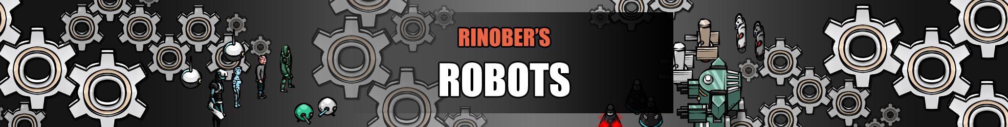 Rinober's Robots