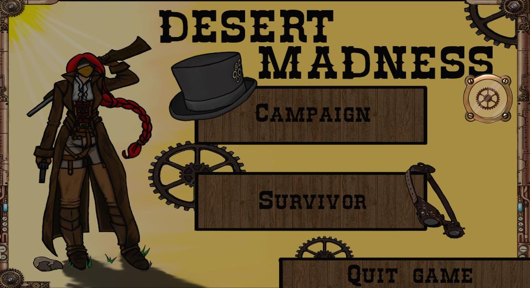 Desert Madness