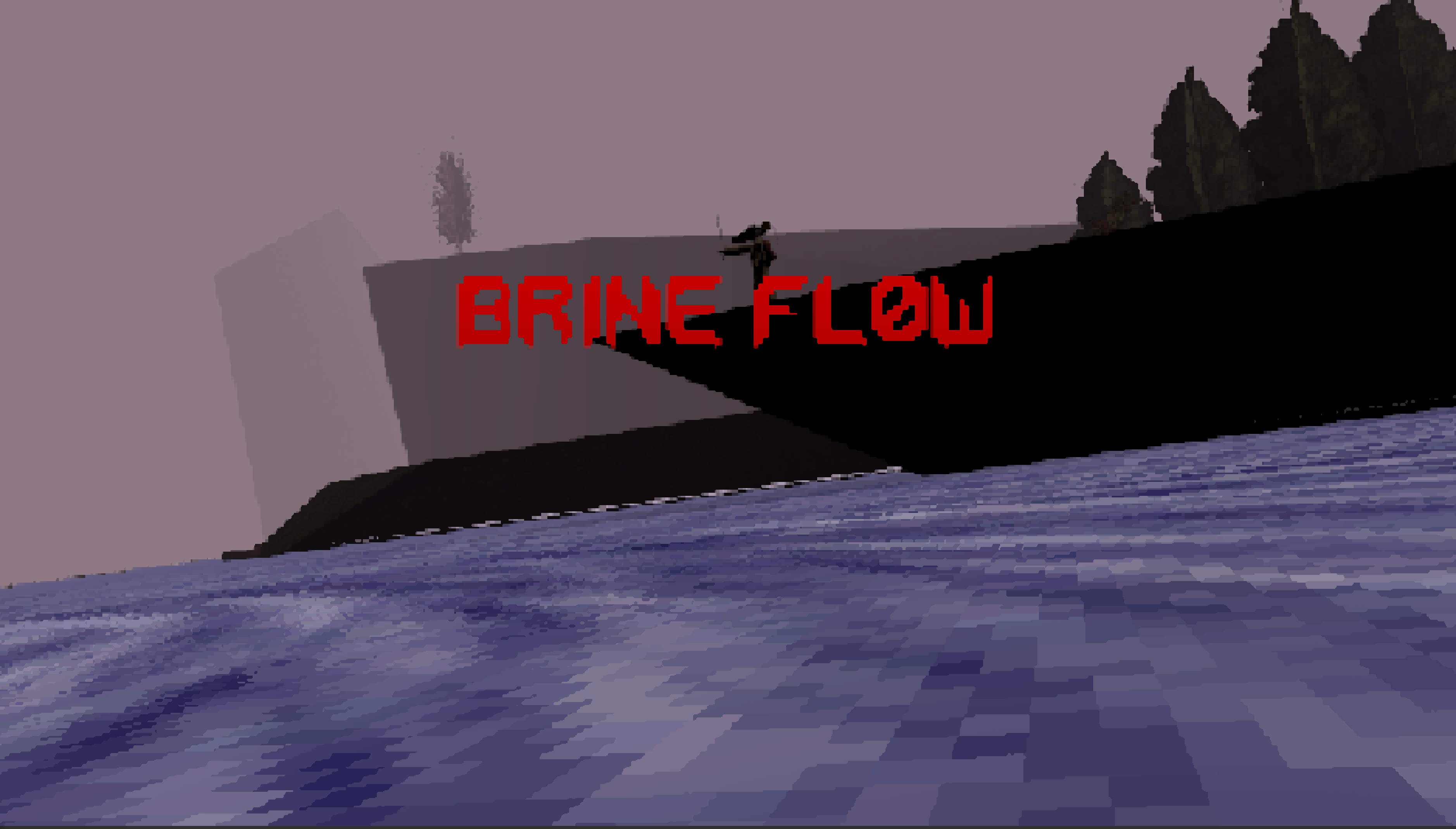 Brine Flow
