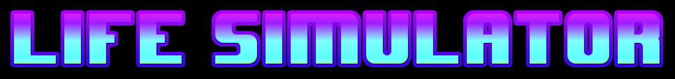 Life Simulator (SWP)