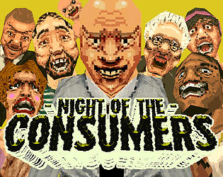 NIGHT OF THE CONSUMERS [$1.93] [Other] [Windows]