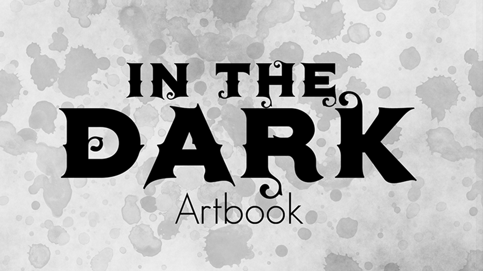 In the Dark Artbook