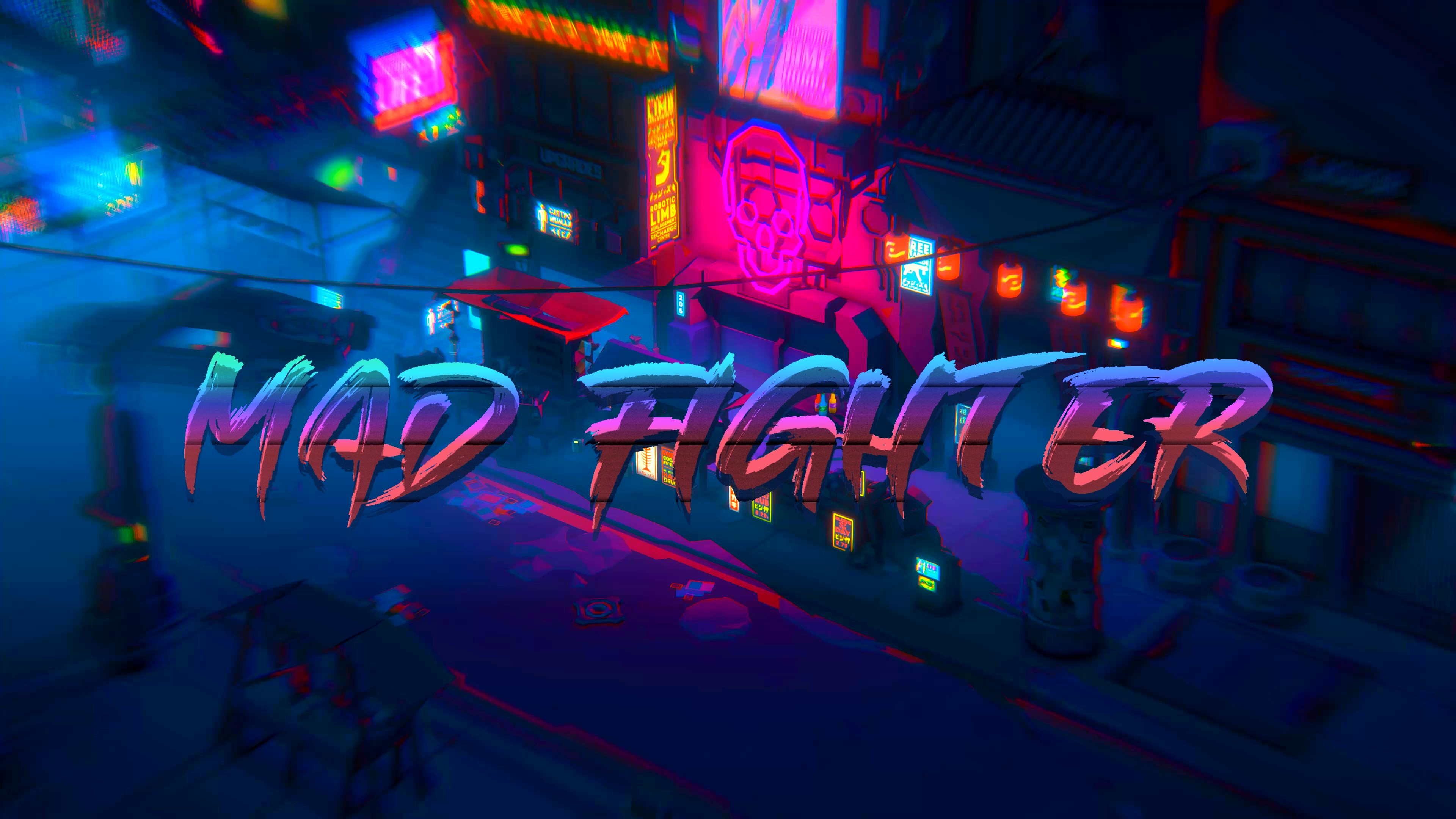 Mad Fighter