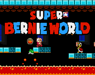Super Bernie World [Free] [Platformer] [Windows] [macOS] [Linux]